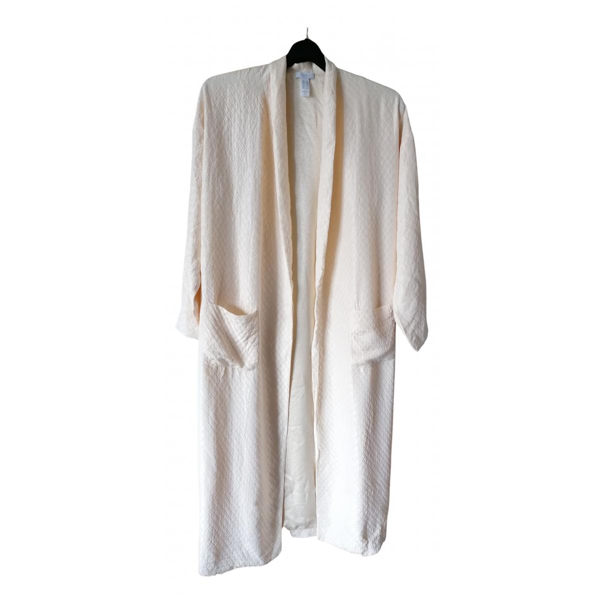 Eres - Veste   pour femme en soie - beige