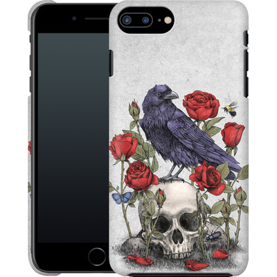 Apple iPhone 7 Plus Smartphone Huelle - Memento Mori von Terry Fan