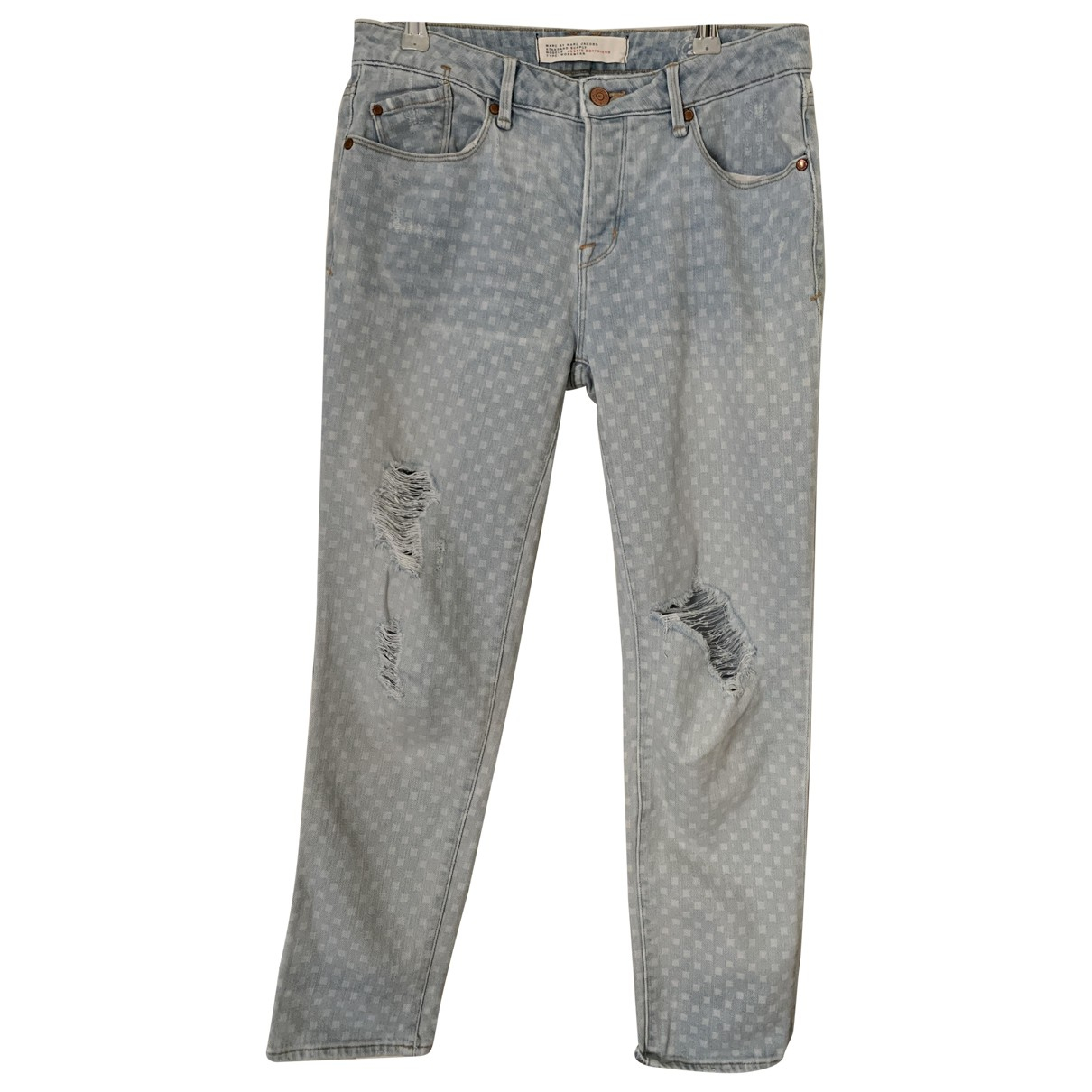 Pantalon recto Marc By Marc Jacobs