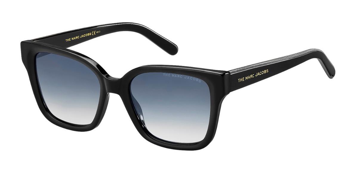 Marc Jacobs MARC 458/S 807/9O Men's Sunglasses Black Size 53