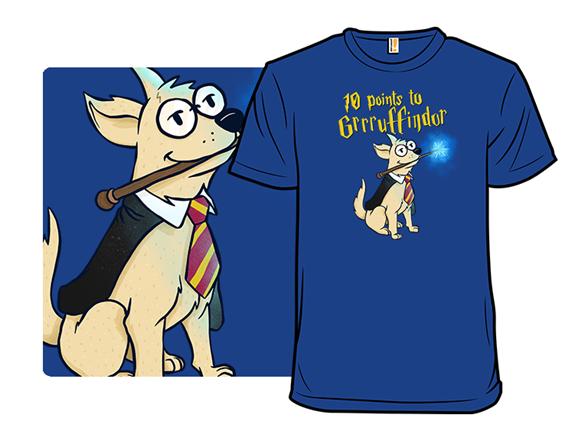 Grrrufindor T Shirt