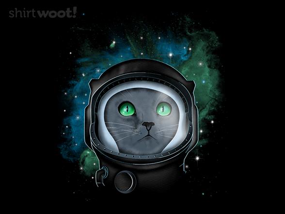 The Cosmewnaut T Shirt
