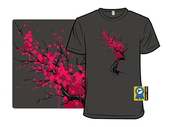 Sakura Sauce T Shirt