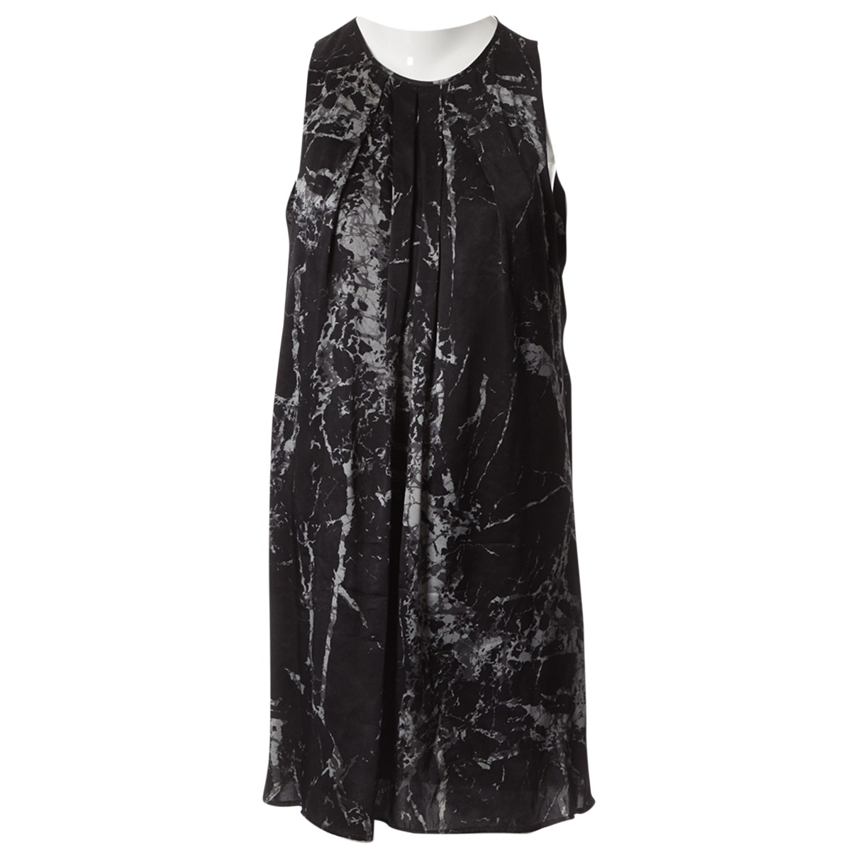 Mini vestido de Seda Balenciaga