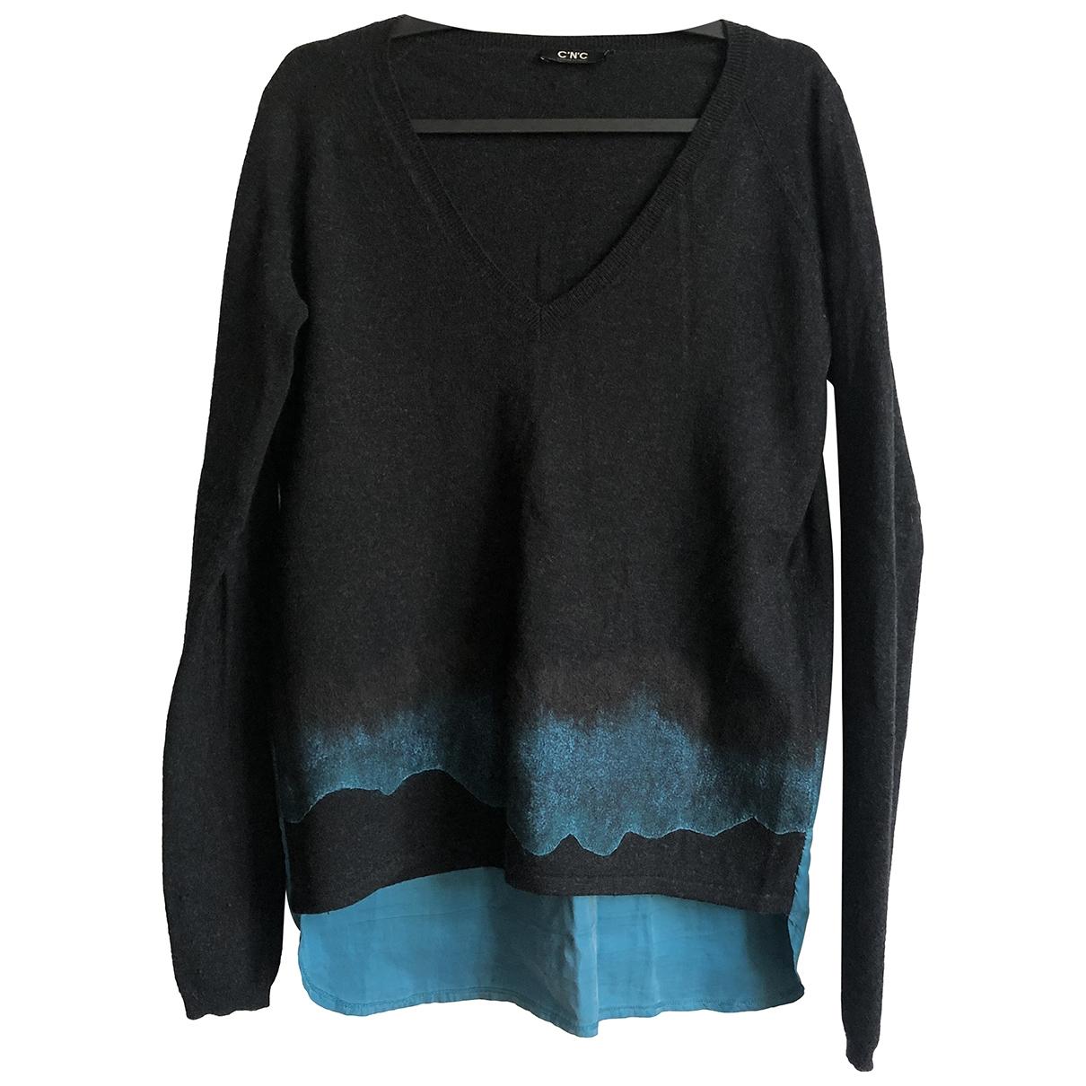 Costume National \N Black Wool Knitwear for Women L International