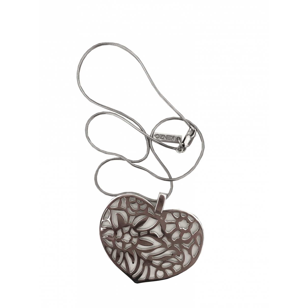 Kenzo \N Silver Silver necklace for Women \N