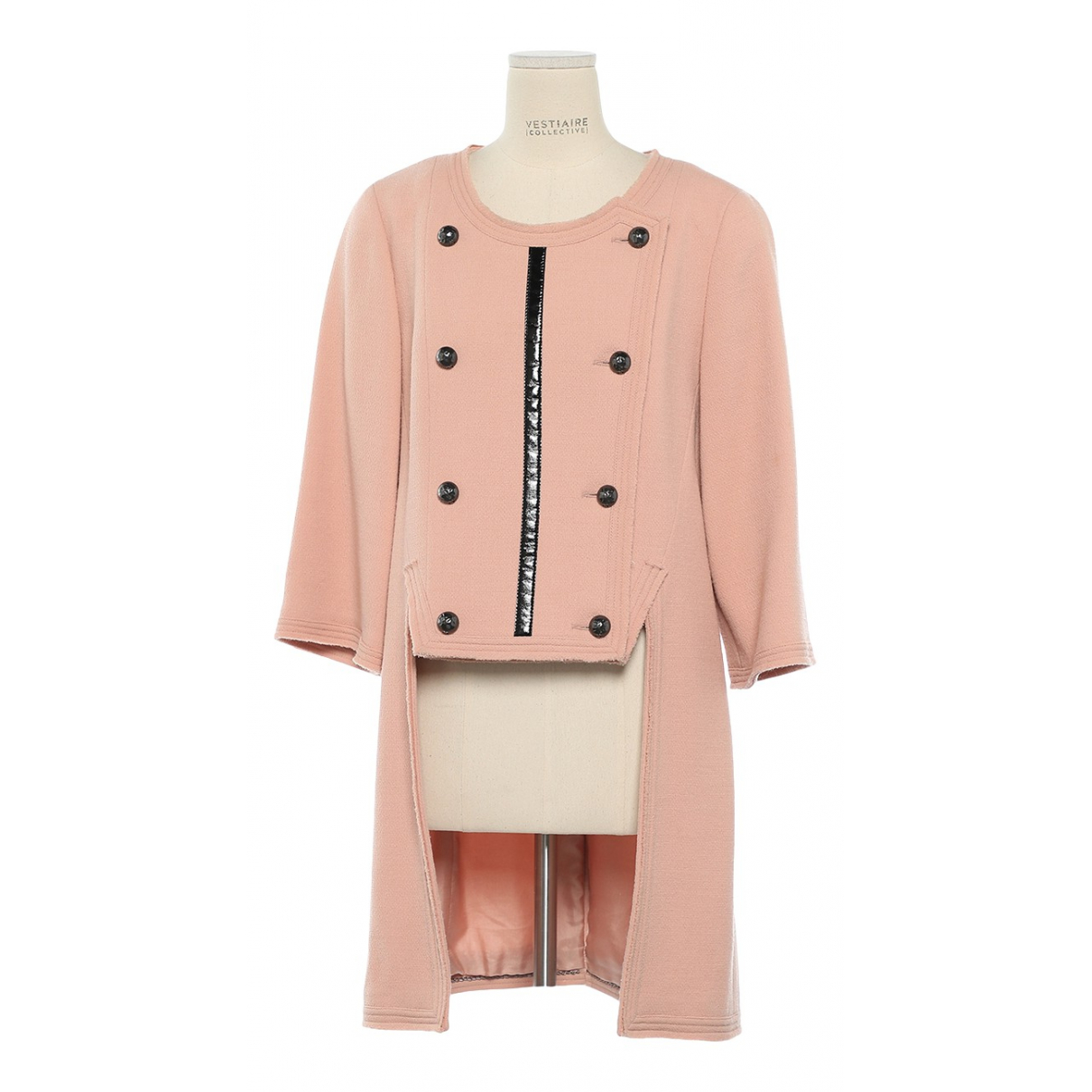 Chanel \N Pink Wool jacket for Women 38 FR