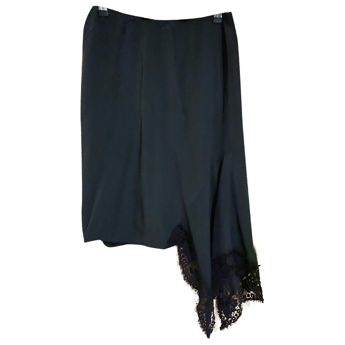 Falda midi N°21
