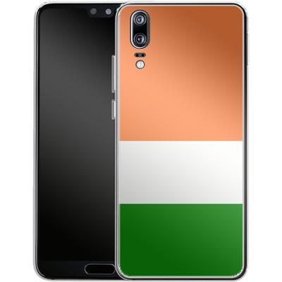 Huawei P20 Silikon Handyhuelle - Ireland von caseable Designs