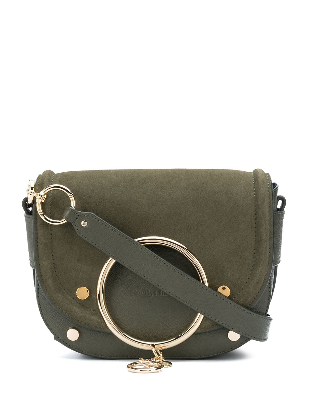 Mara Leather Crossbody Bag