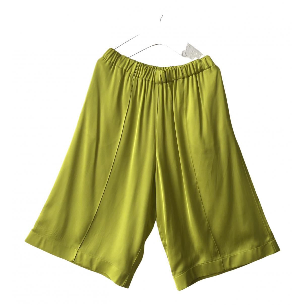 tophop N Green Shorts for Women 10 UK