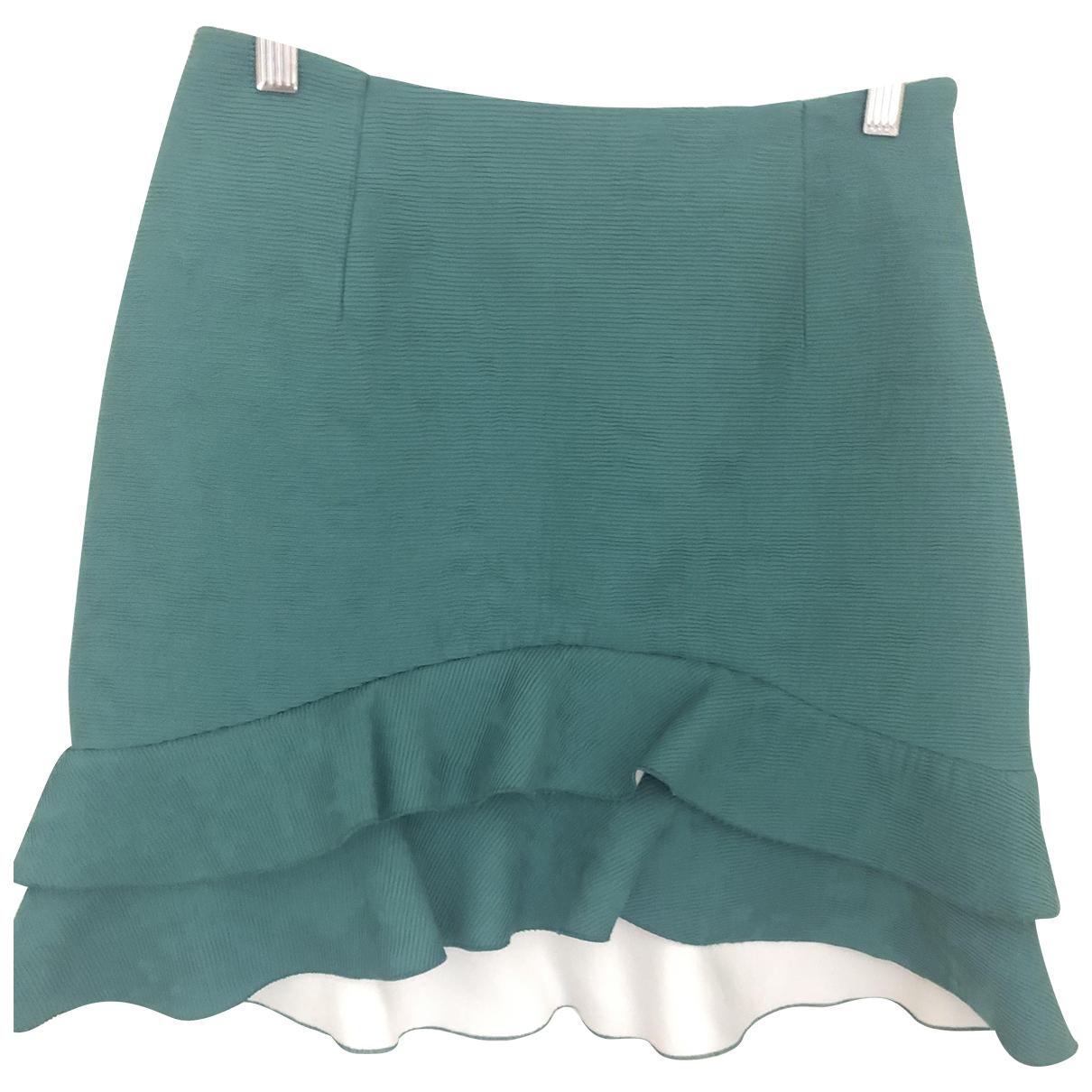 Sandro - Jupe   pour femme - vert