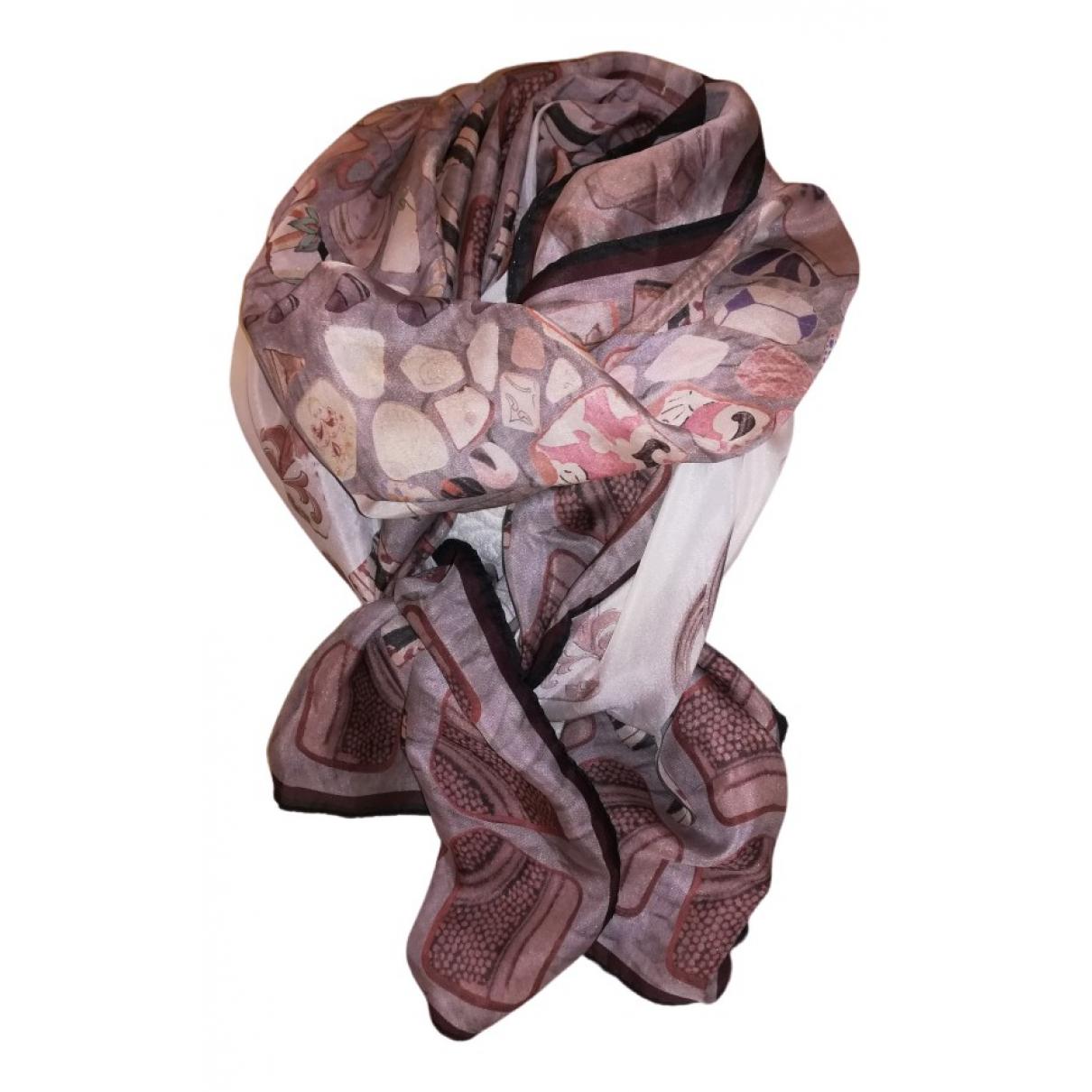 Maliparmi N Silk scarf for Women N