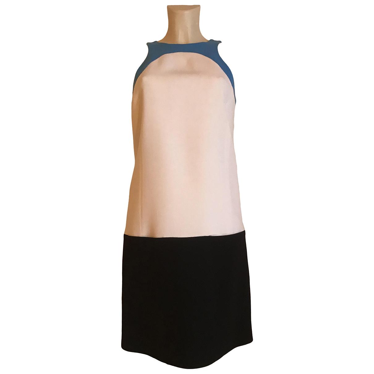 Emilio Pucci - Robe   pour femme en laine - blanc