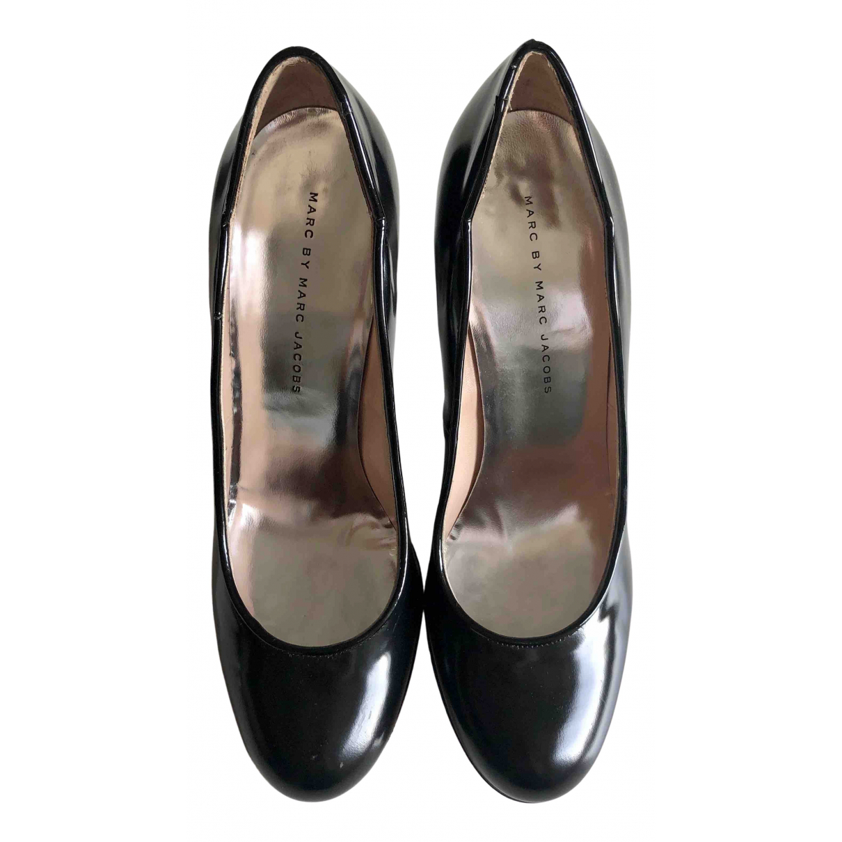 Marc By Marc Jacobs \N Black Patent leather Heels for Women 40 EU