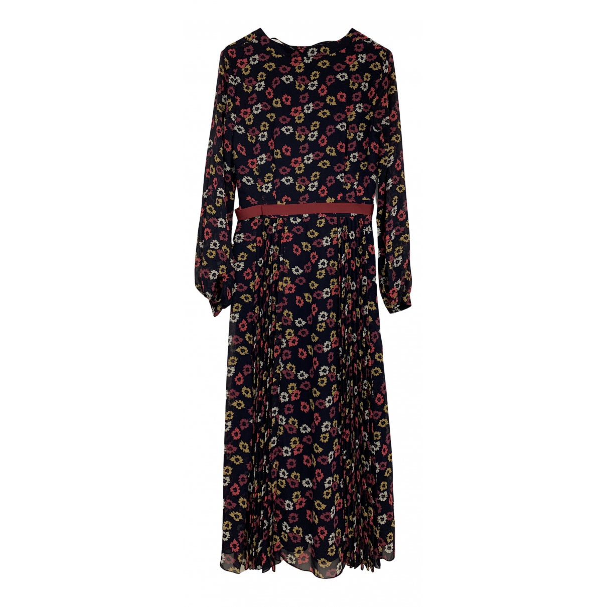 Tommy Hilfiger \N Kleid in  Blau Polyester