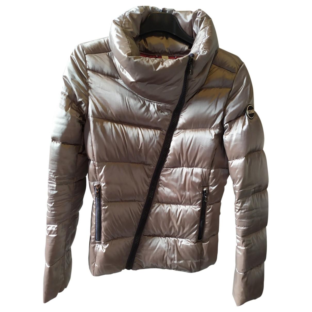 Colmar \N Metallic coat for Women 38 IT