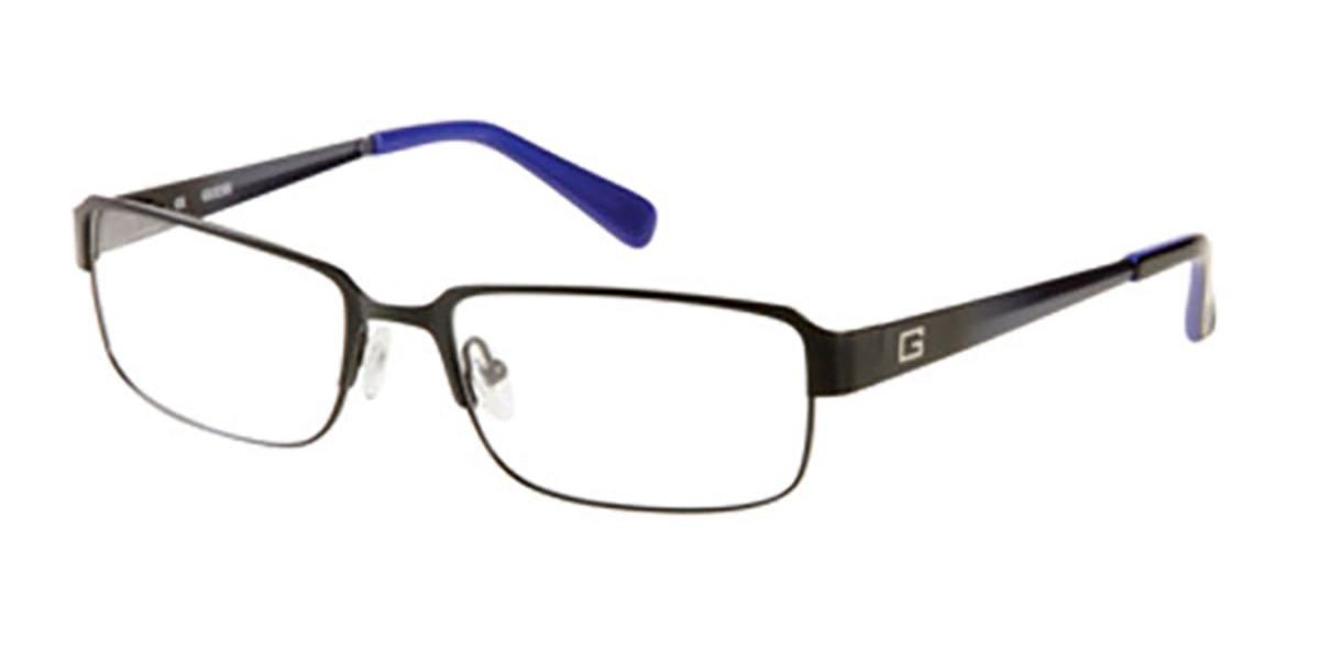 Guess GU 1768 B84 Men's Glasses Grey Size 54 - Free Lenses - HSA/FSA Insurance - Blue Light Block Available