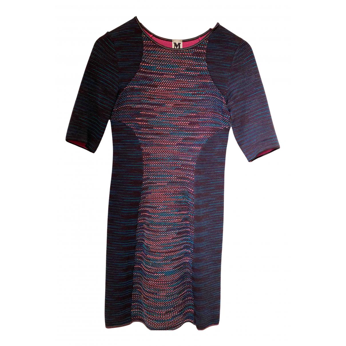M Missoni - Robe   pour femme - bordeaux