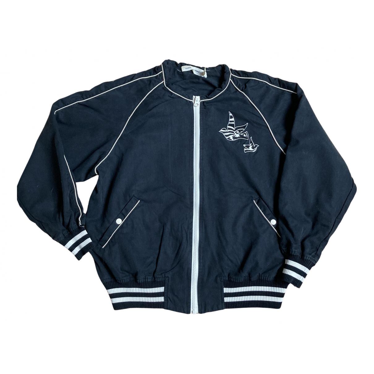 Isabel Marant Etoile N Blue Cotton jacket for Women 38 FR