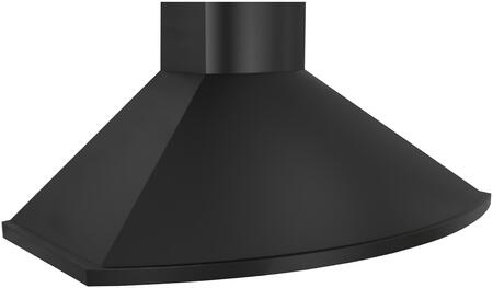 ZSA-E30DB 30 Essentials Europa Series Savona Wall Mount Hood with 685 Internal Blower  ACT Internal Blower  ICON Touch Controls  Dual Level Lighting