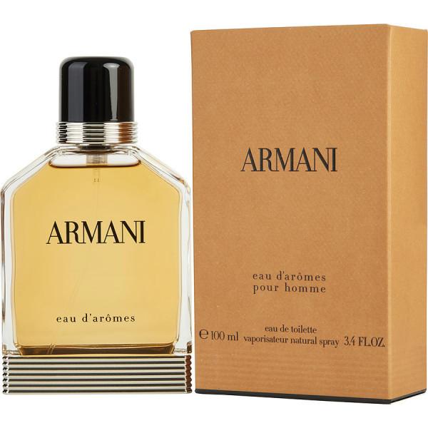 Eau DAromes - Giorgio Armani Eau de toilette en espray 100 ML