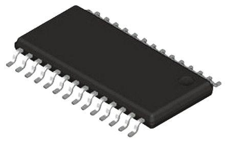 ON Semiconductor FMS6501AMTC28X, Video Switcher 12 X 9 115MHz Video Switch Matrix 5 V, 28-Pin TSSOP (2)