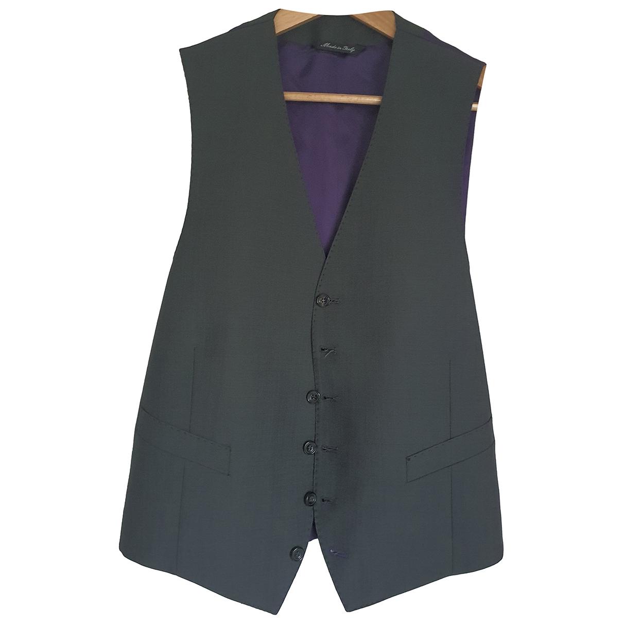 Paul Smith N Grey Wool Knitwear & Sweatshirts for Men 38 UK - US
