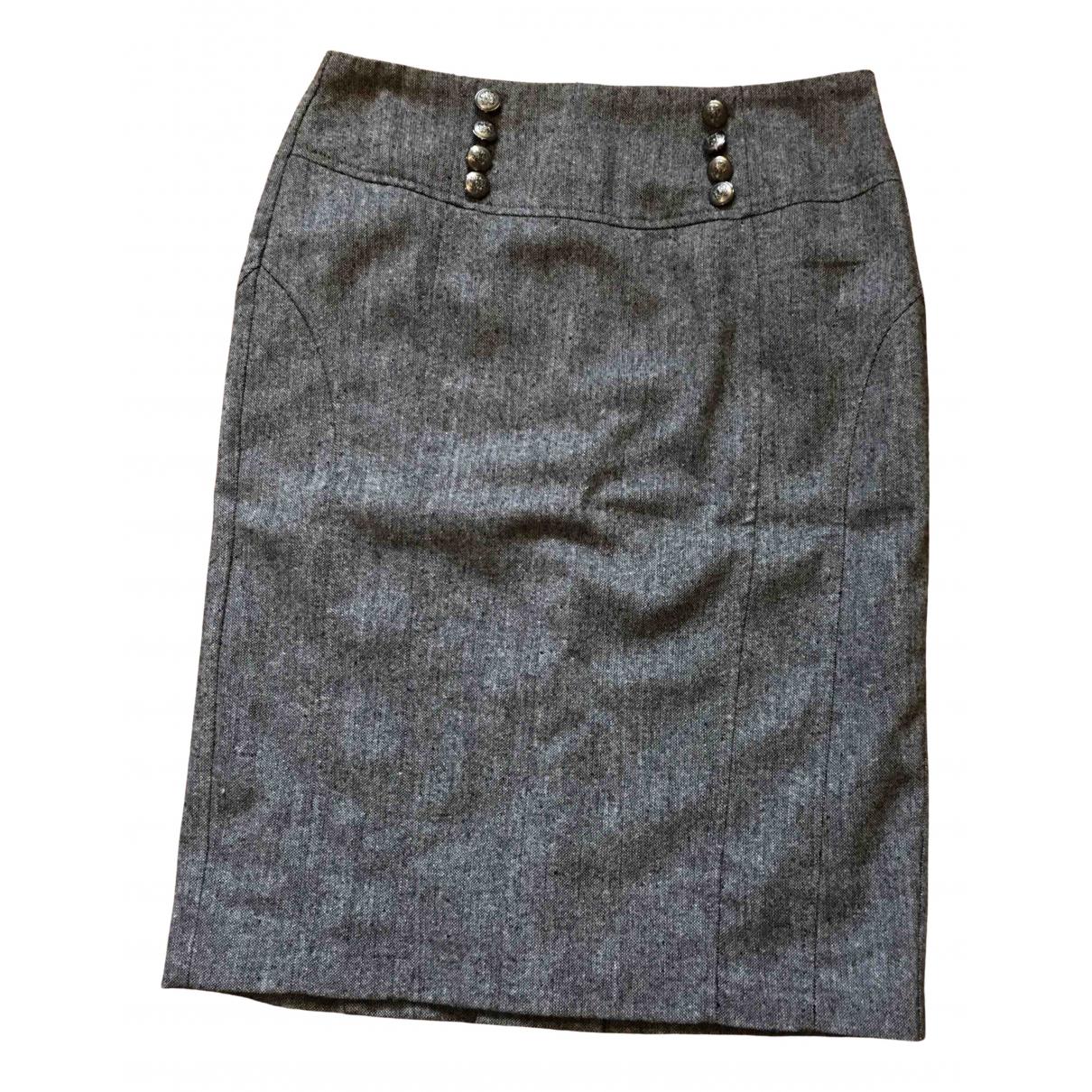 Falda midi de Lana Polo Ralph Lauren