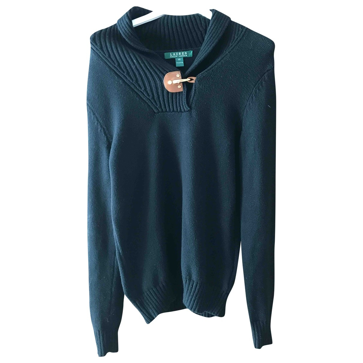 Lauren Ralph Lauren \N Pullover in  Schwarz Baumwolle