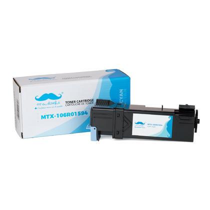 Xerox 106R01594 cartouche de toner compatible cyan - Moustache®