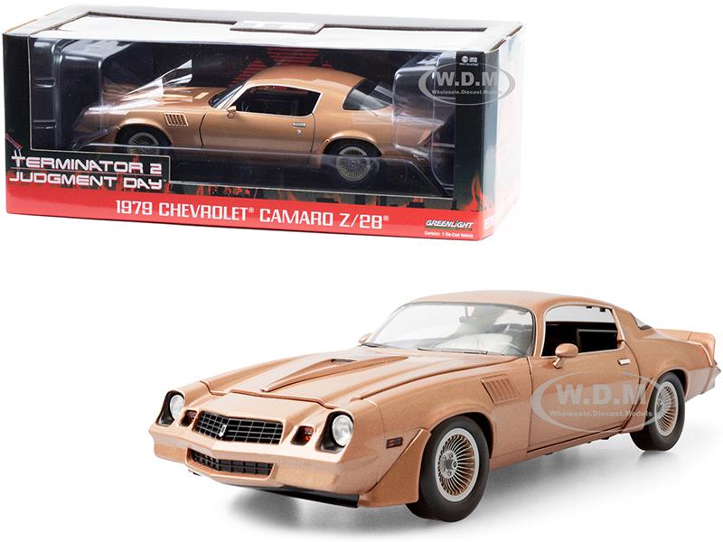 1979 Chevrolet Camaro Z/28 Gold