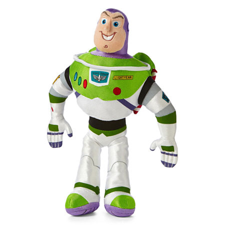 Disney Collection Buzz Lightyear Medium Plush Doll, One Size , Multiple Colors