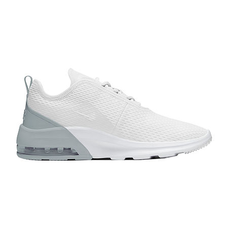 Nike Air Max Motion 2 Womens Running Shoes, 9 1/2 Medium, White