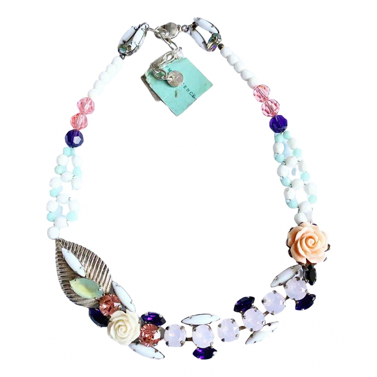 Reminiscence N Metal necklace for Women N