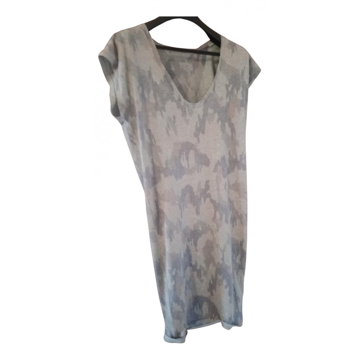 Zadig & Voltaire \N Kleid in Baumwolle
