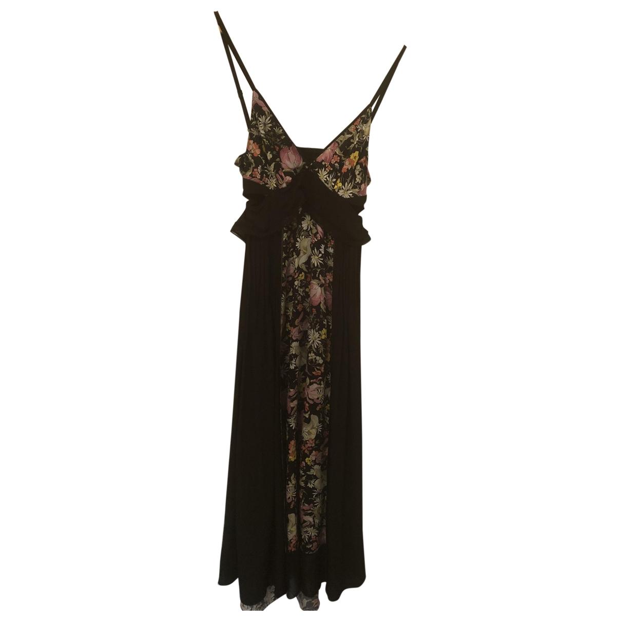 3.1 Phillip Lim \N Black Silk dress for Women 2 US