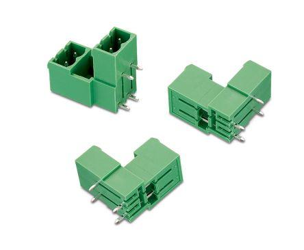 Wurth Elektronik , WR-TBL, 3195, 12 Way, 2 Row, Horizontal PCB Header (40)