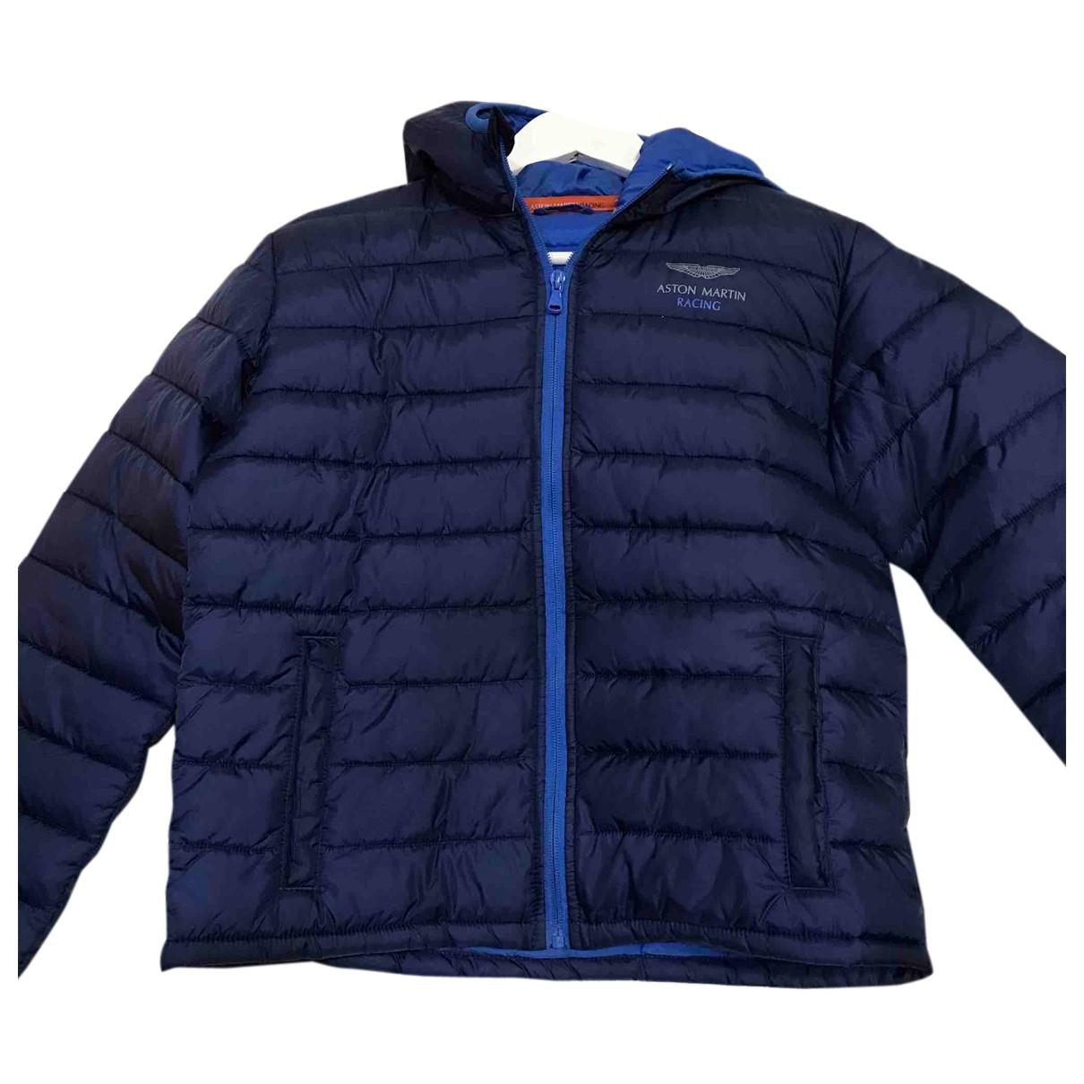 Hackett London N Blue jacket & coat for Kids 14 years - S FR