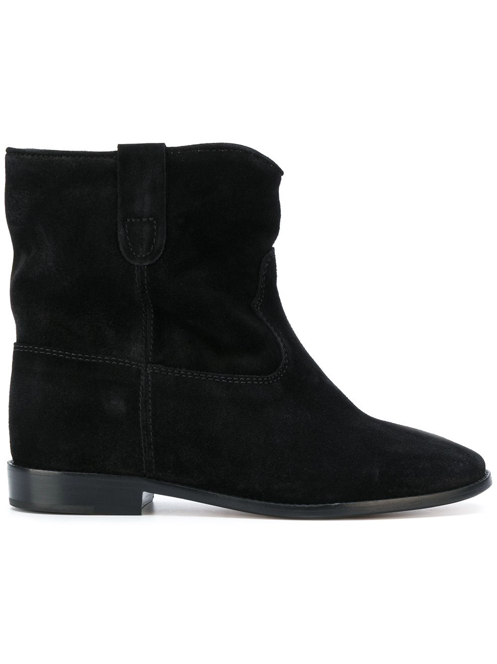 Crisi Leather Ankle Boots