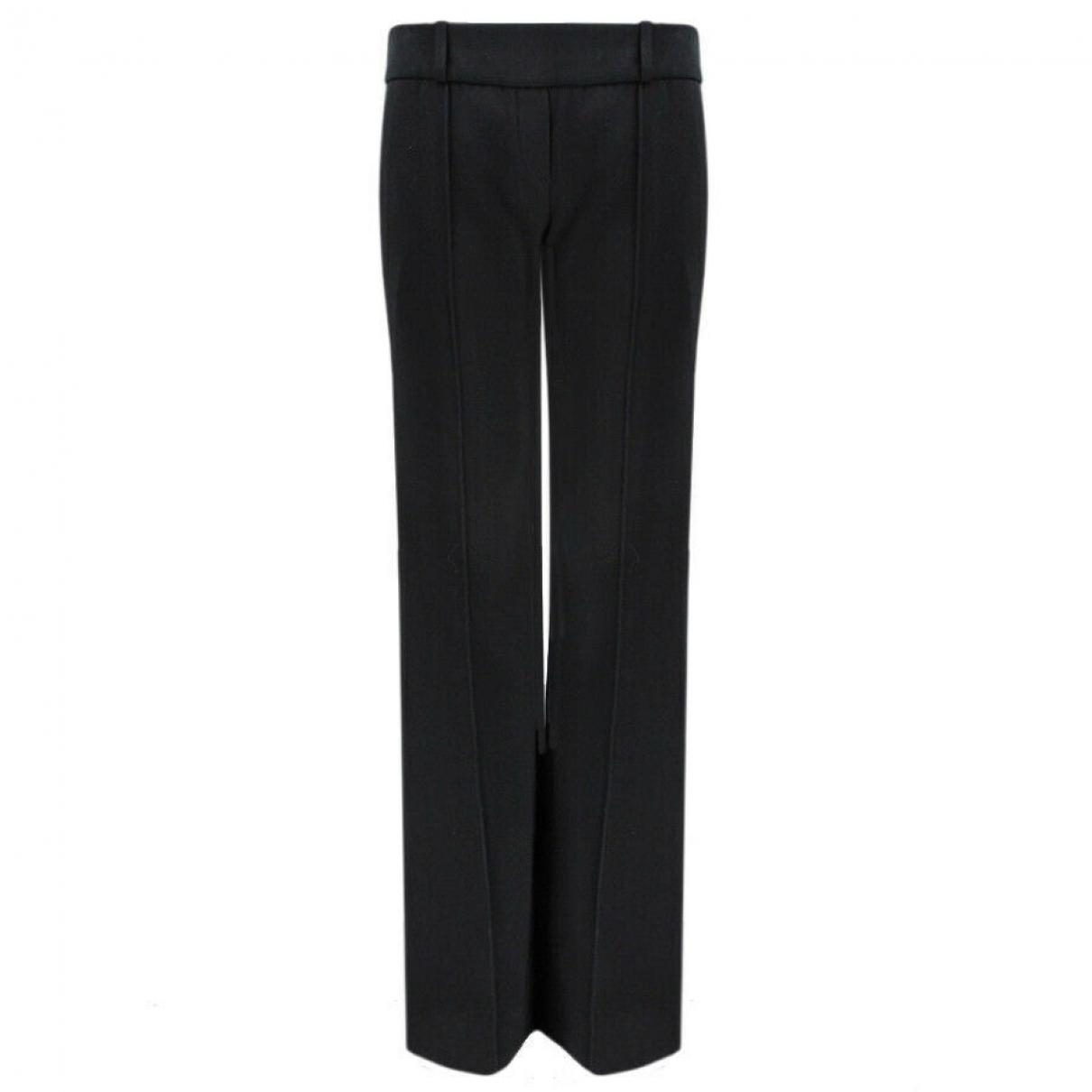 Pantalon de traje de Seda Balmain