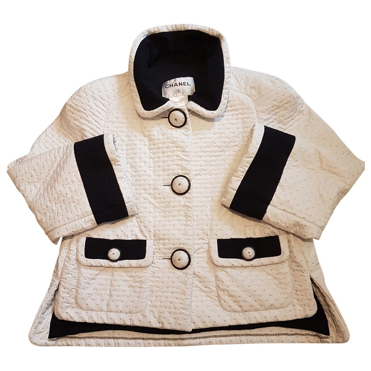 Chanel \N White jacket for Women 40 FR