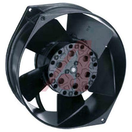 ebm-papst , 115 V ac, AC Axial Fan, 172 x 55mm, 380m³/h, 41W