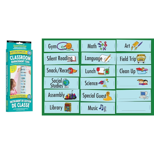 Easy Daysies® Classroom Management Tool, Grade 1-7 | Michaels®