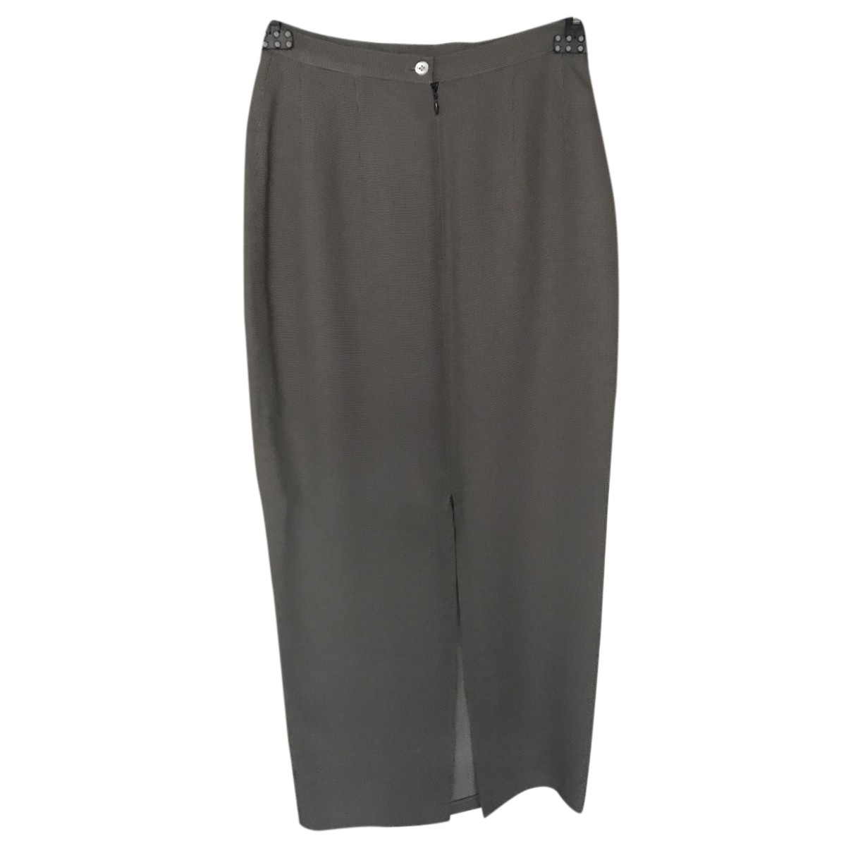 Cacharel N Grey skirt for Women 36 FR