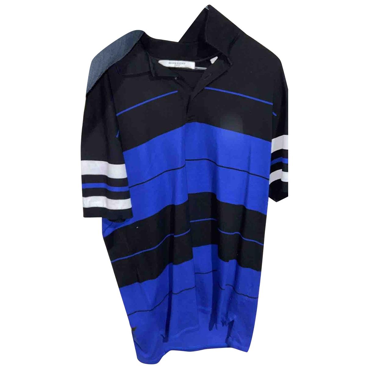 Polo en Algodon Multicolor Givenchy