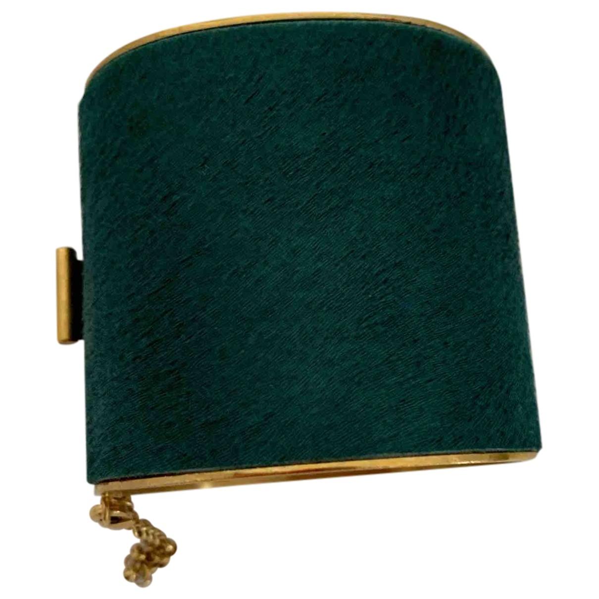 Celine - Bracelet   pour femme en metal - vert