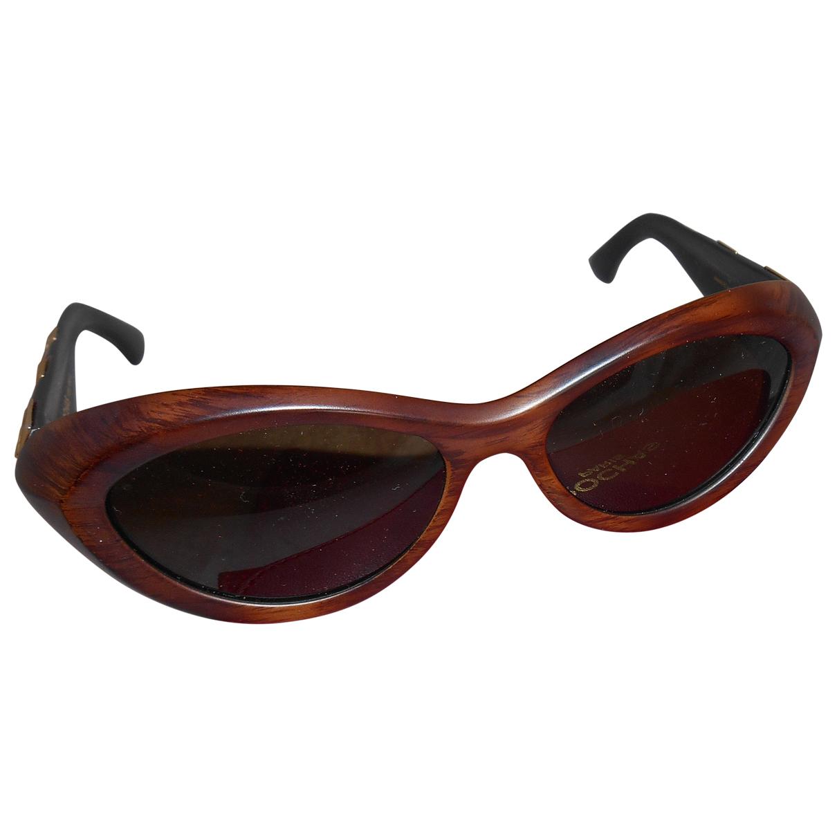Rochas \N Brown Sunglasses for Women \N