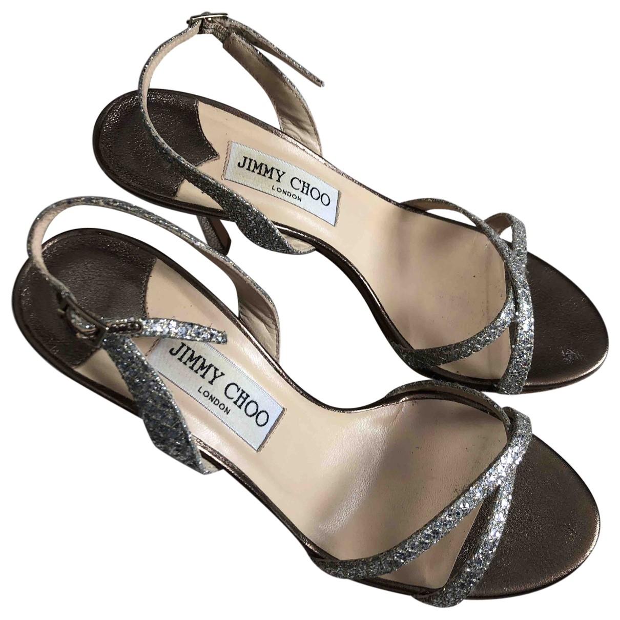 Sandalias de Con lentejuelas Jimmy Choo