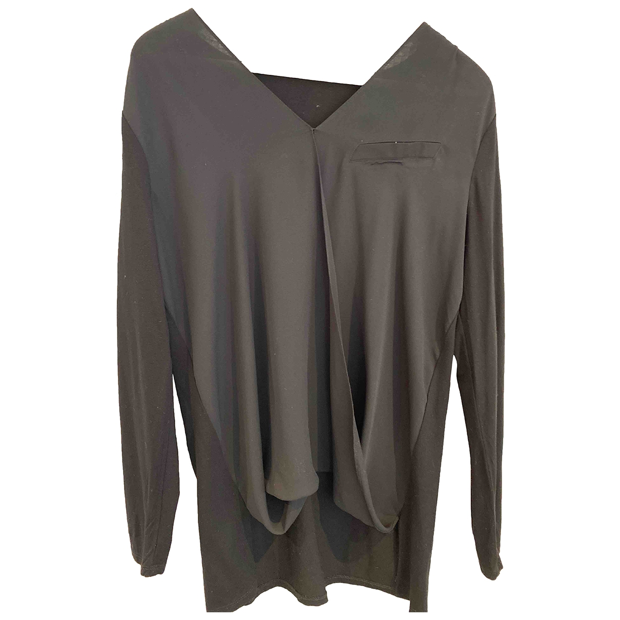 Vince Camuto \N Top in  Schwarz Polyester